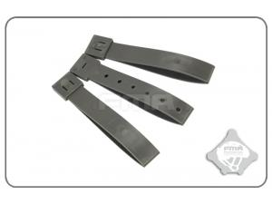 "FMA 5""Strap buckle accessory (3pcs for a set)FG  TB1031-FG"